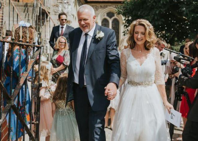 Victoria Derbyshire Married, Husband, Children