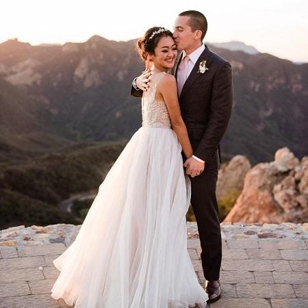 Amy Okuda husband, wedding