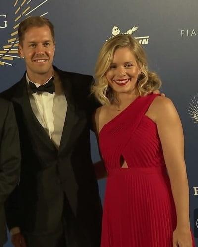 Sebastian Vettel wife