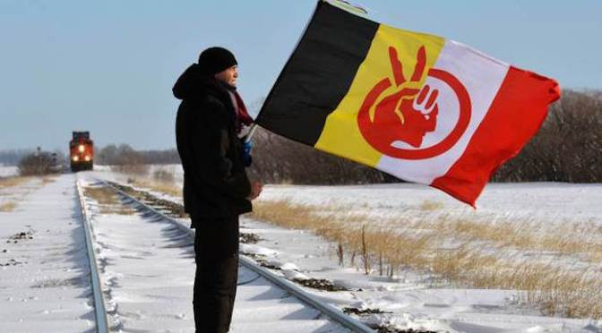 Canada: respect constitutional rights of First Nations!