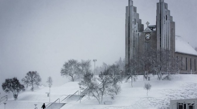 Icelanders abandon National State Church, as old pagan Ásatrú continues to grow