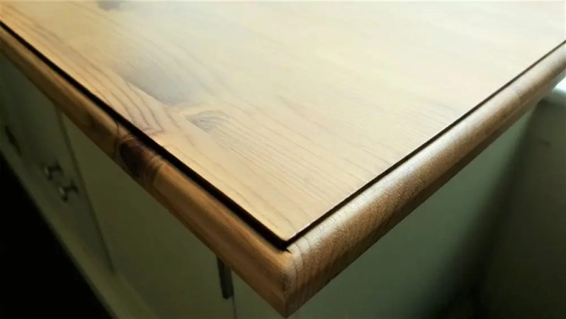 18mm Thick Pine Moulded Top To Enhance This Piece Of furniture