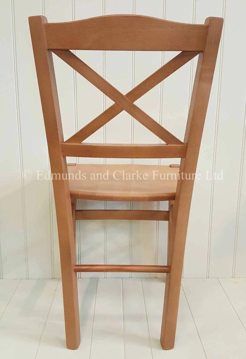 cross back dining chair lightweight chair