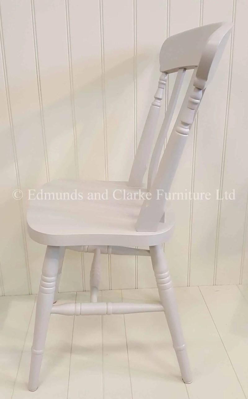 Edmunds farmhouse side chair huge choice of colours