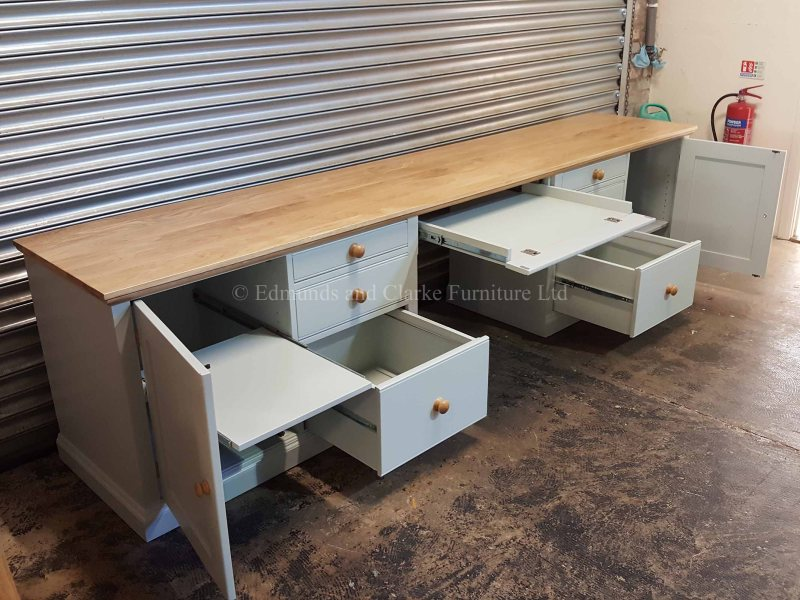 Large multi purpose home office all in one