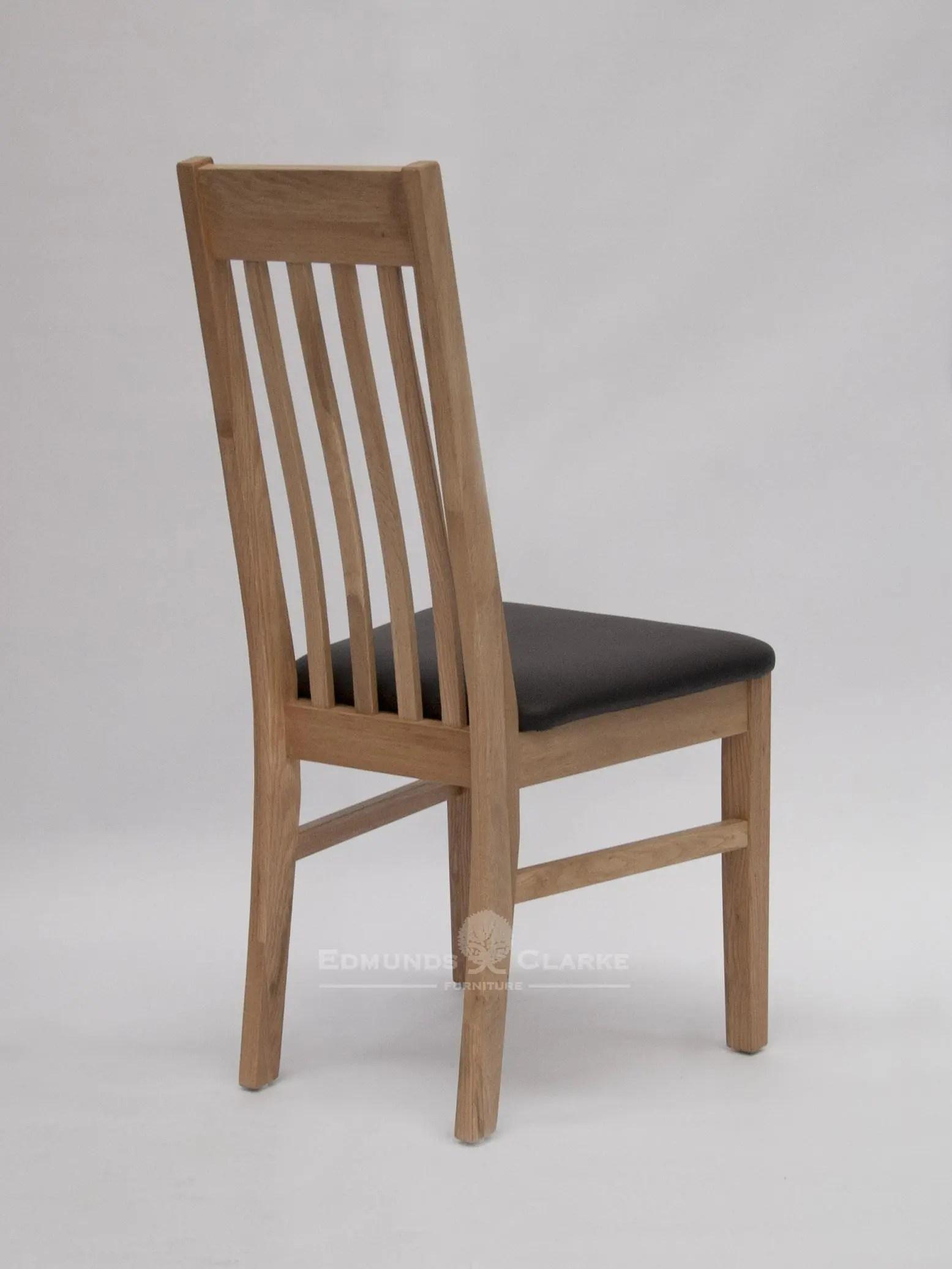 Edmunds and Clarke Furniture & Sophia Oak Dining Chair
