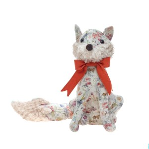 Voyage Maison Felix Fox door stop made from fabric