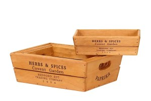 BX027 HS Oyster boxes herbs and spices