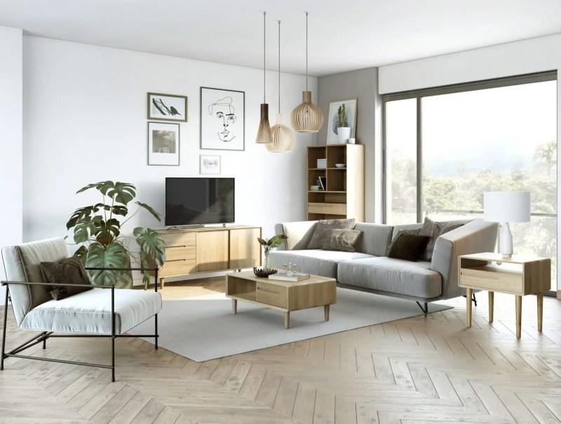 Scandic Oak Room set