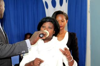 Testimony: Destiny Connectors, Presidential Bursary, and Long-Overdue Child Support Paid