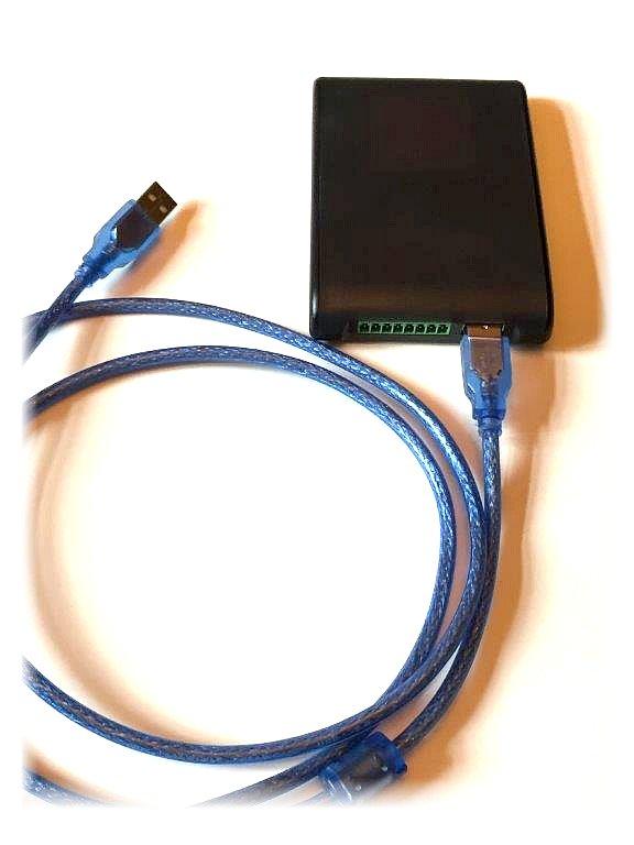 eChain USB Desktop RFID Reader