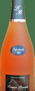 Champagne Louise Brison Rosé
