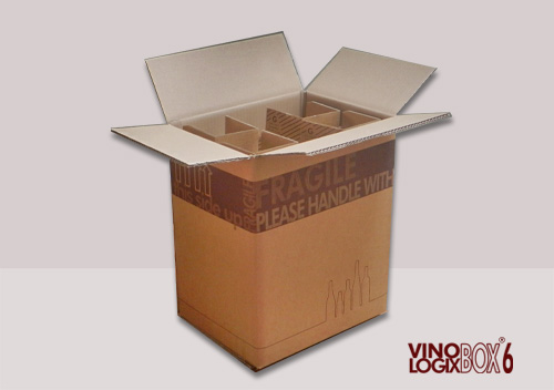 Cartons Vinologix
