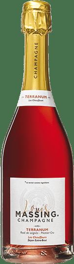 Champagne Louis Massing Terranum les chauffours