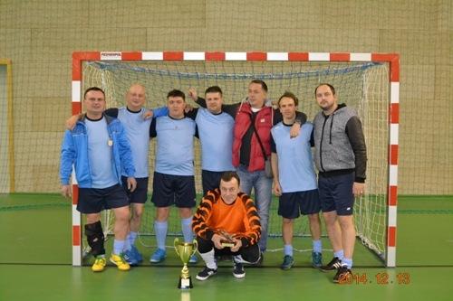 Turniej Piłki Nożnej Halowej Sołectw Gminy Rakoniewice