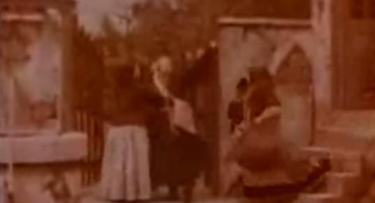 Historia Michała Drzymały w najstarszym polskim filmie z 1908 roku
