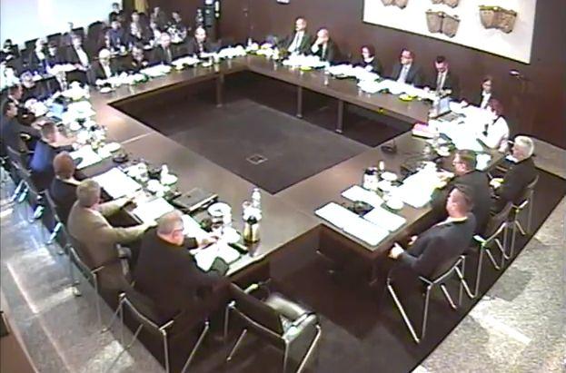 Sesja Rady Powiatu - SPZOZ Wolsztyn (wideo)