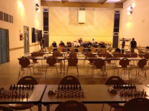Tout est prêt pour accueillir les participants des autres tournois.