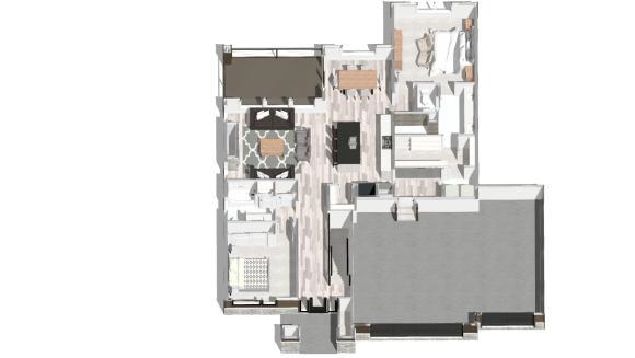 Tyler plan - main floor