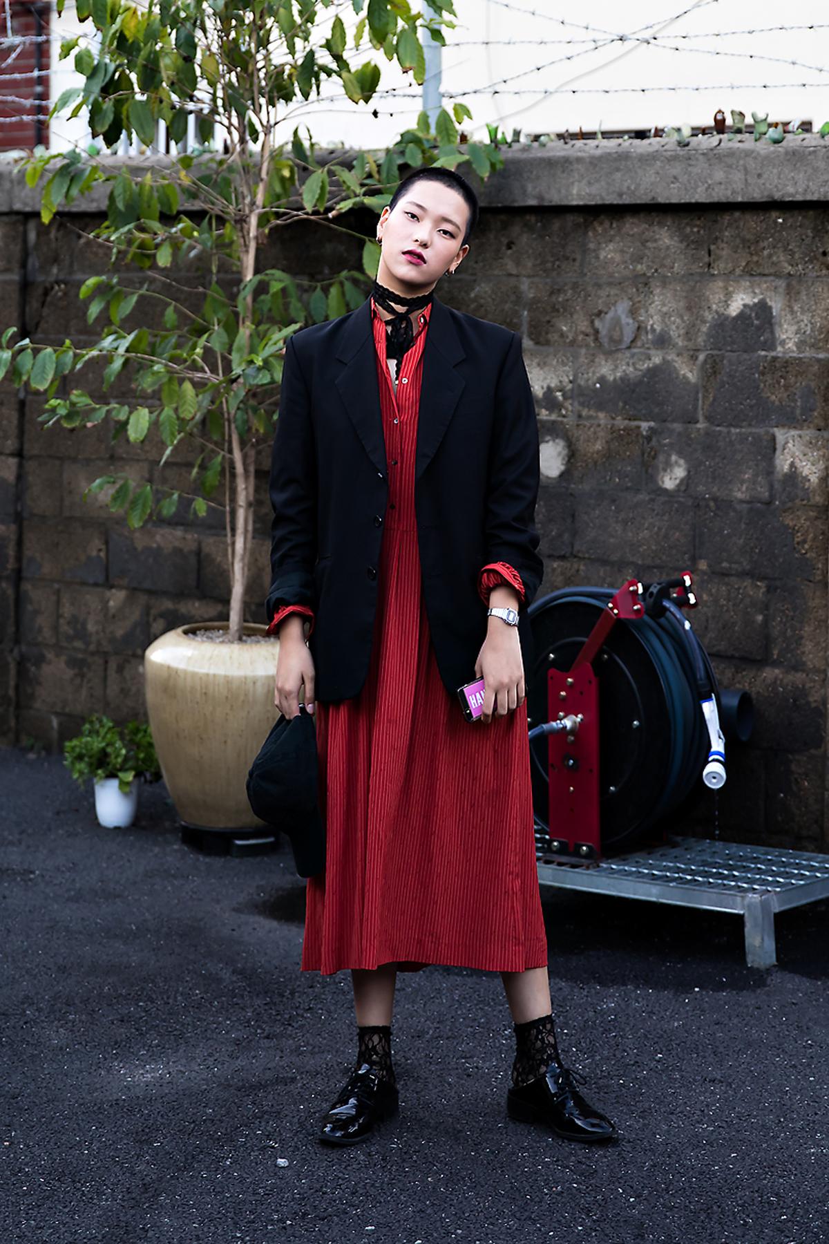 Lee Minjo, Street Fashion 2017 in Seoul.jpg