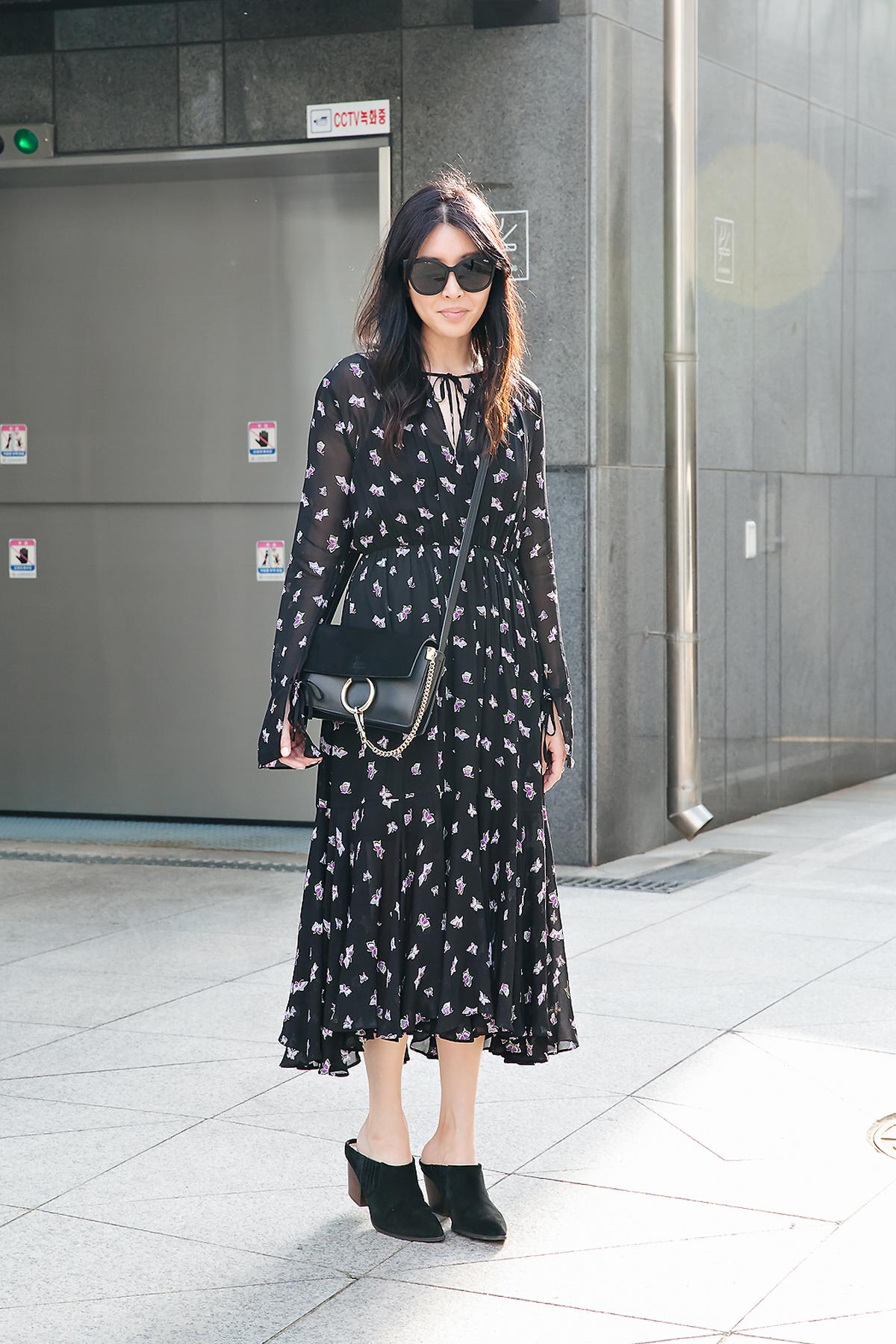 Ann, Street style women spring 2018 in seoul