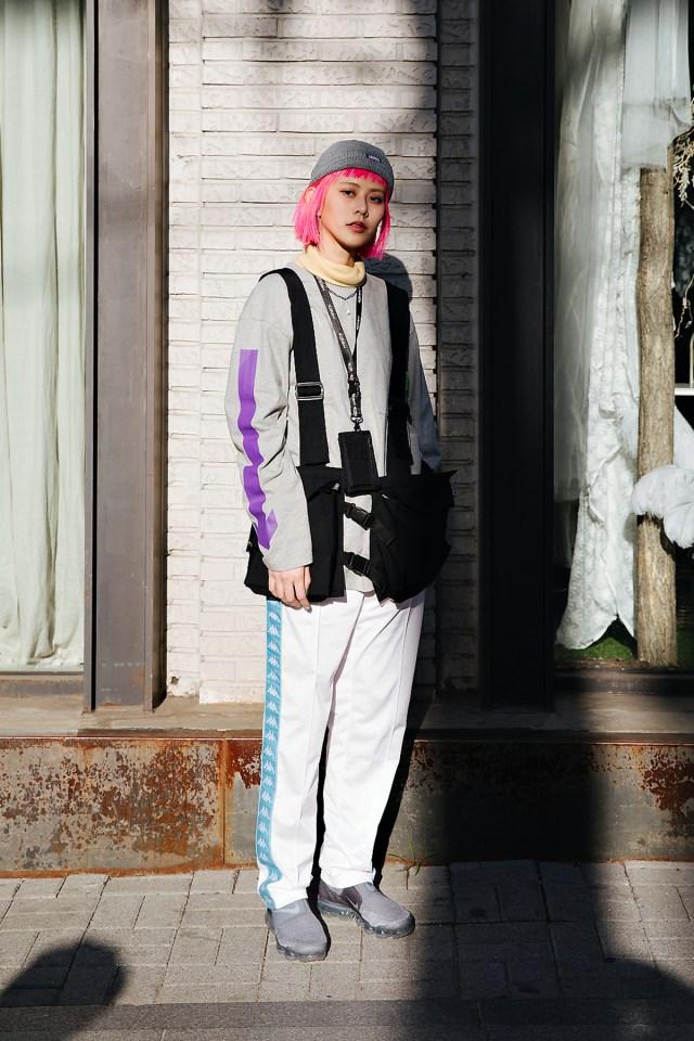 Bee, Street style women spring 2018 in seoul