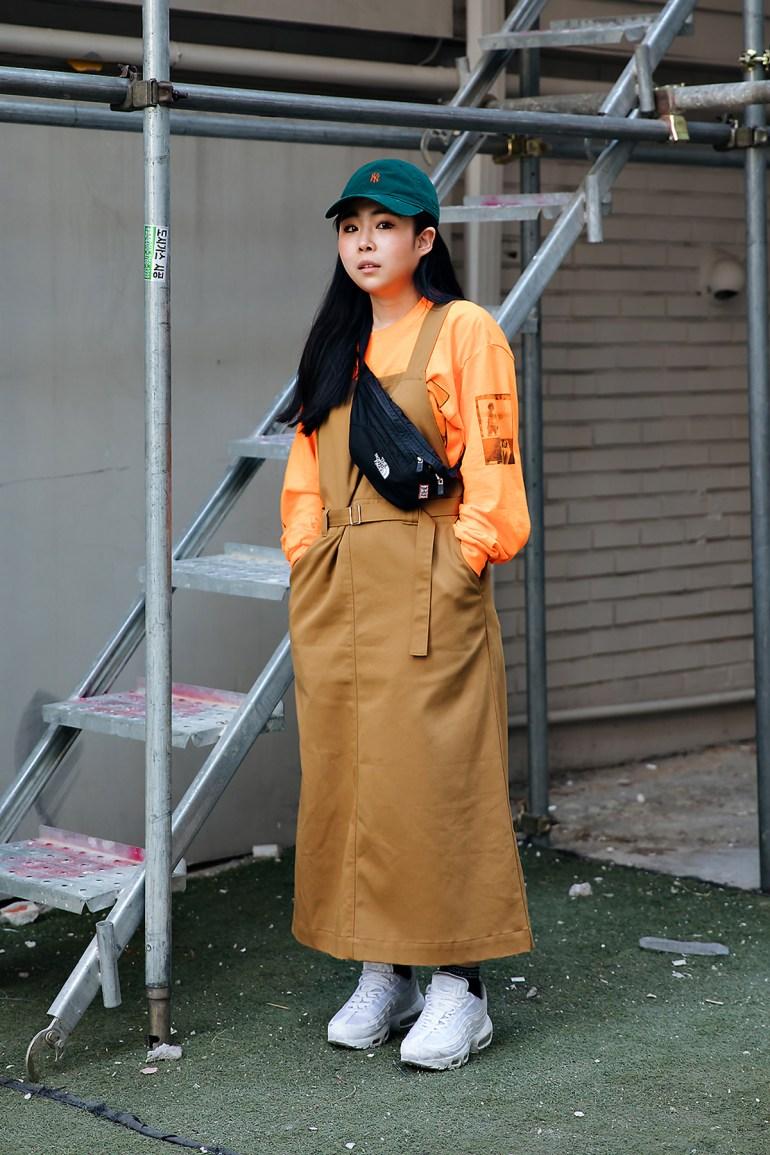 Bette, Street style women spring 2018 in seoul
