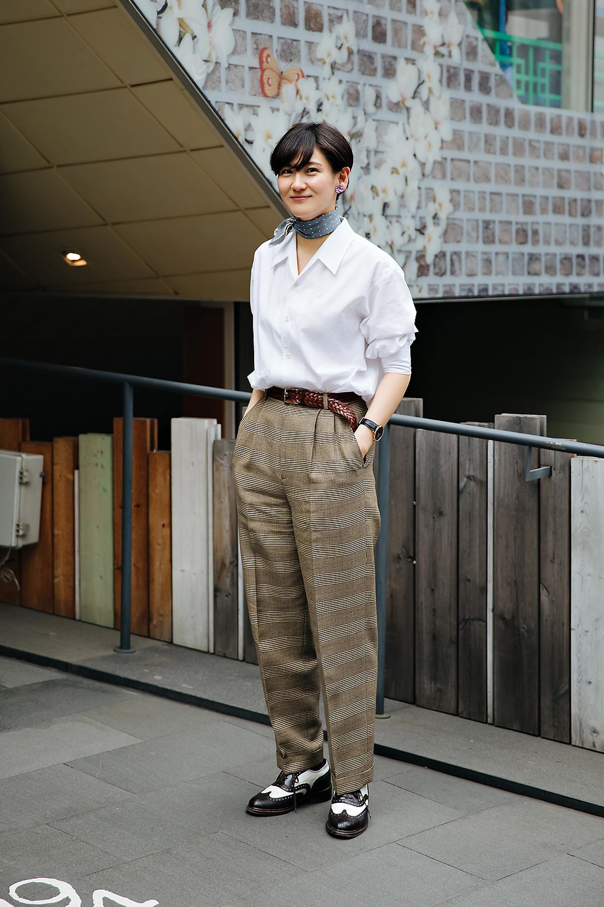 Kang Yeji, Street style women spring 2018 in seoul