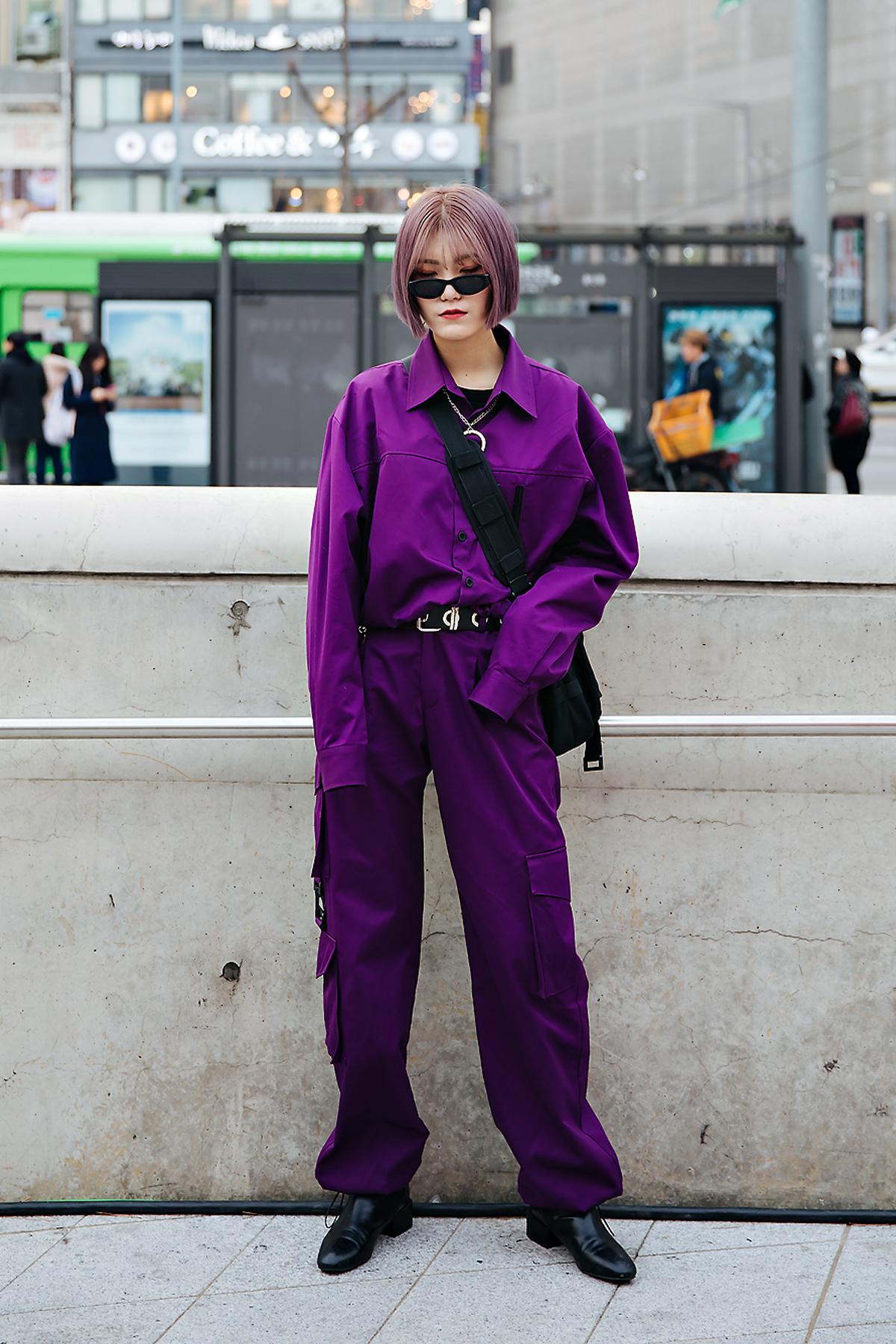 Kang Yiko, SEOUL FASHION WEEK STREETWEAR WOMENS 2018FW