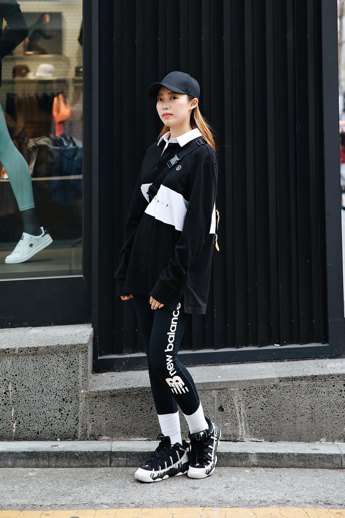 Kim Soyoon, Street style women spring 2018 in seoul