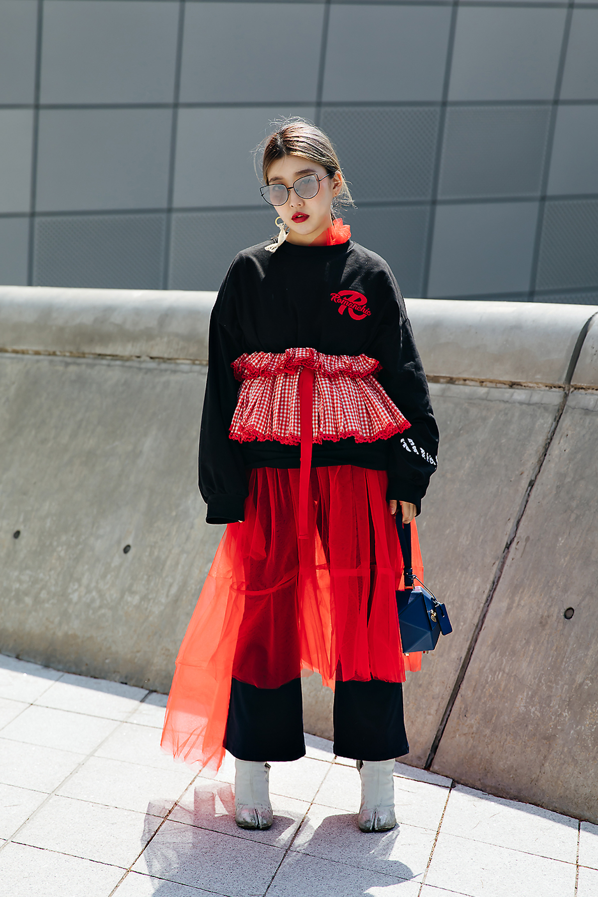 Lee Nanjung, SEOUL FASHION WEEK STREETWEAR WOMENS 2018FW