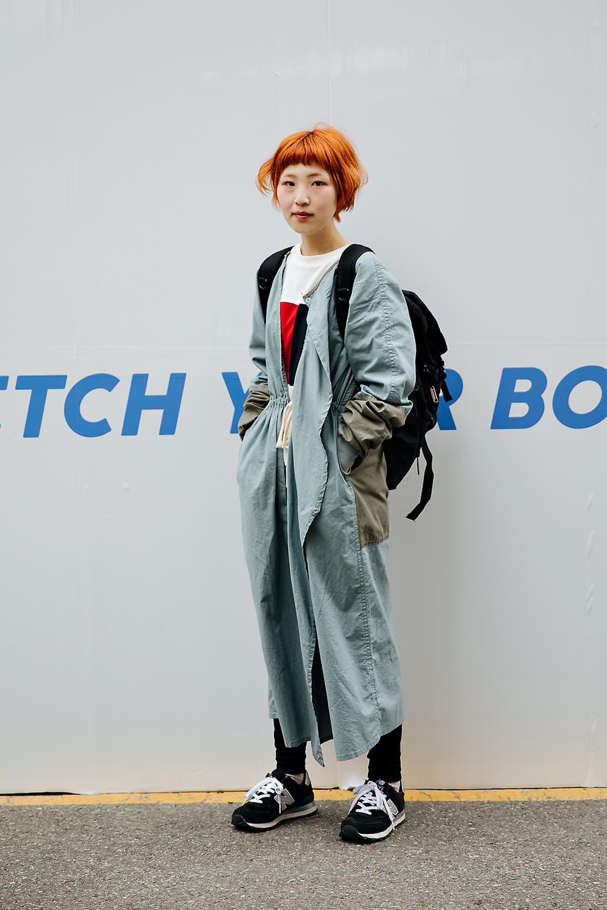 Lee Sohyang, Street style women spring 2018 in seoul