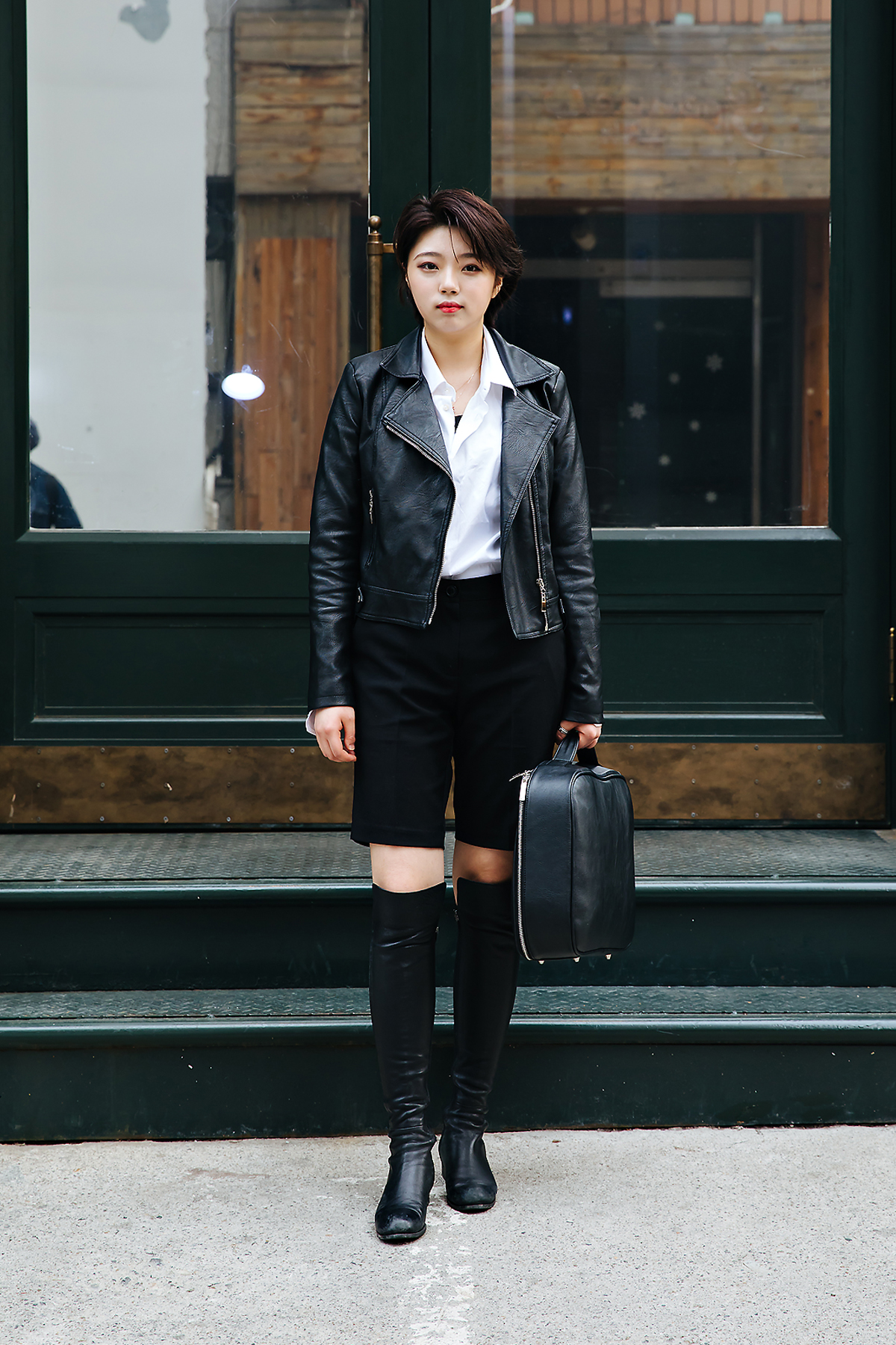 Seo Misun, Street style women spring 2018 in seoul