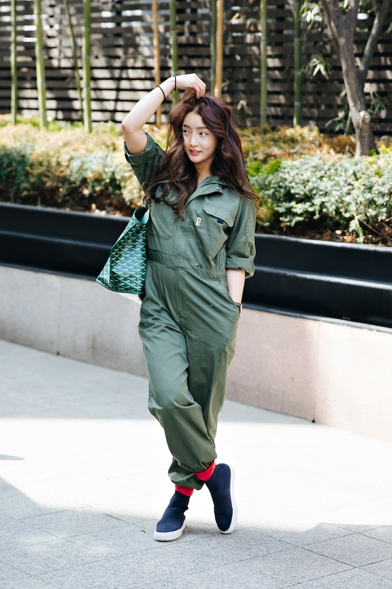 Supasori, Street style women spring 2018 in seoul