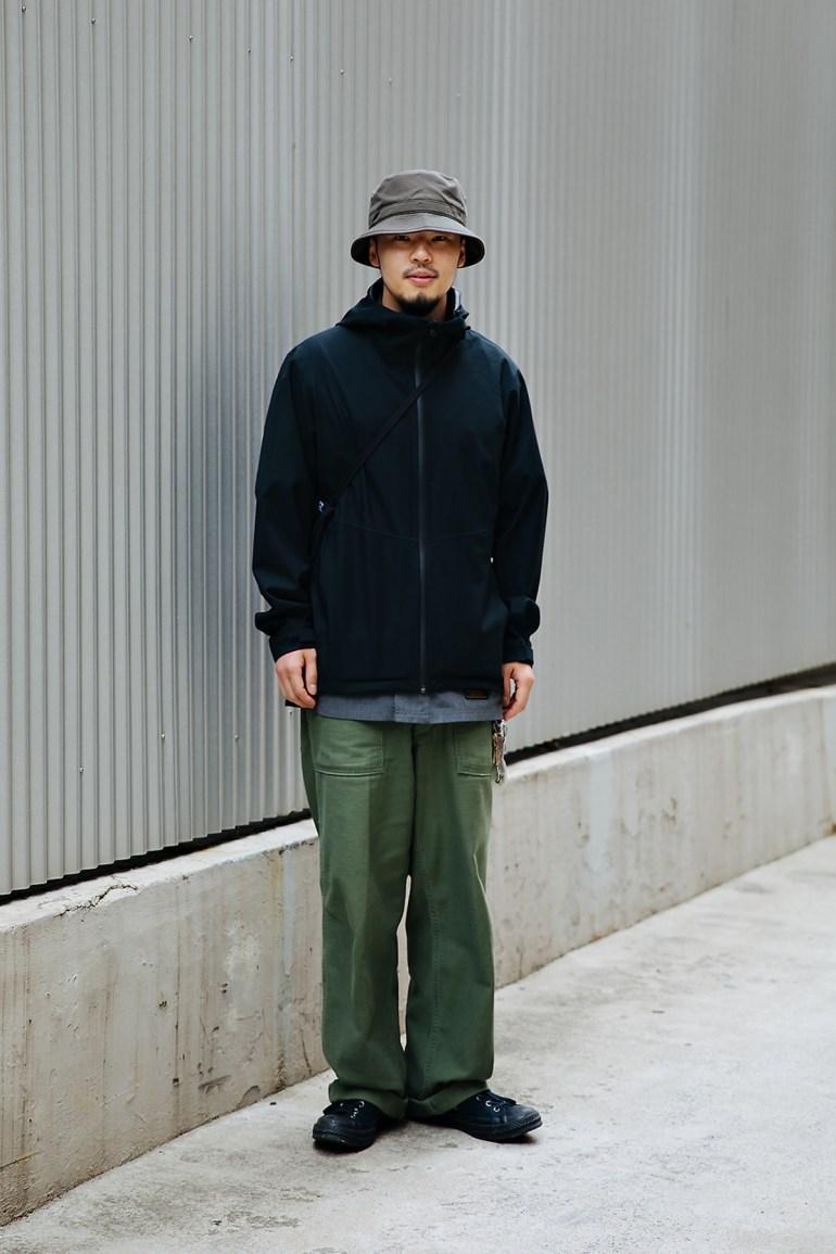 Kim Taeseok, Street style men spring 2018 inseoul