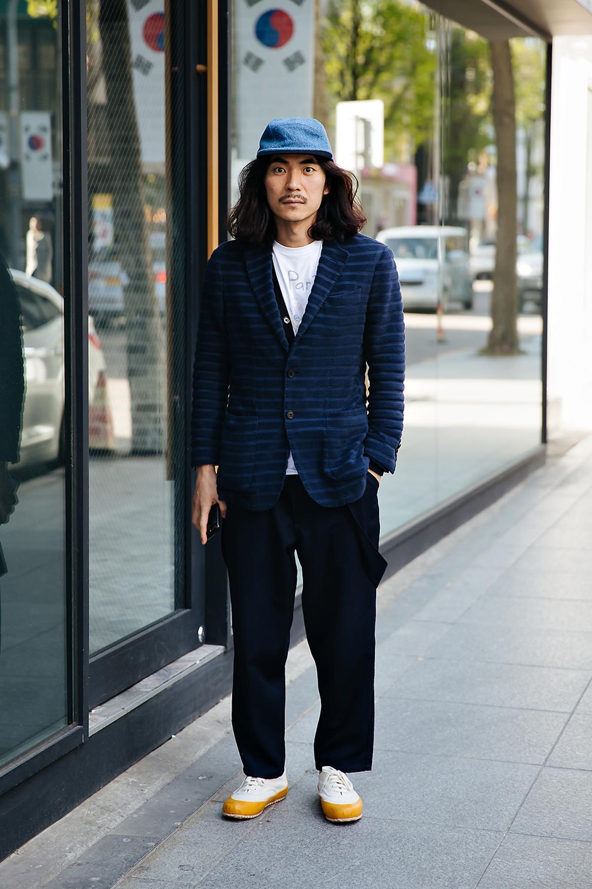 STEVE J, Street style men spring 2018 inseoul