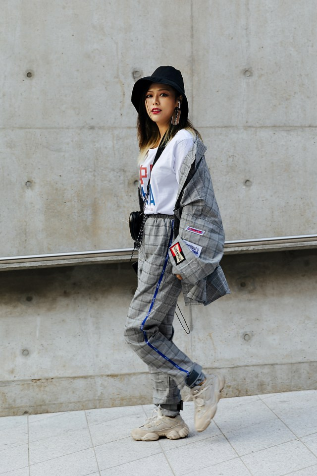 SEOUL FASHION WEEK STREETWEAR WOMENS 2019SS 11