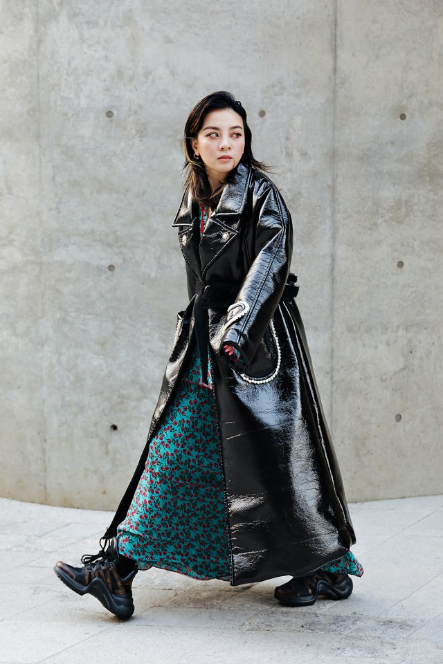 SEOUL FASHION WEEK STREETWEAR WOMENS 2019SS 17