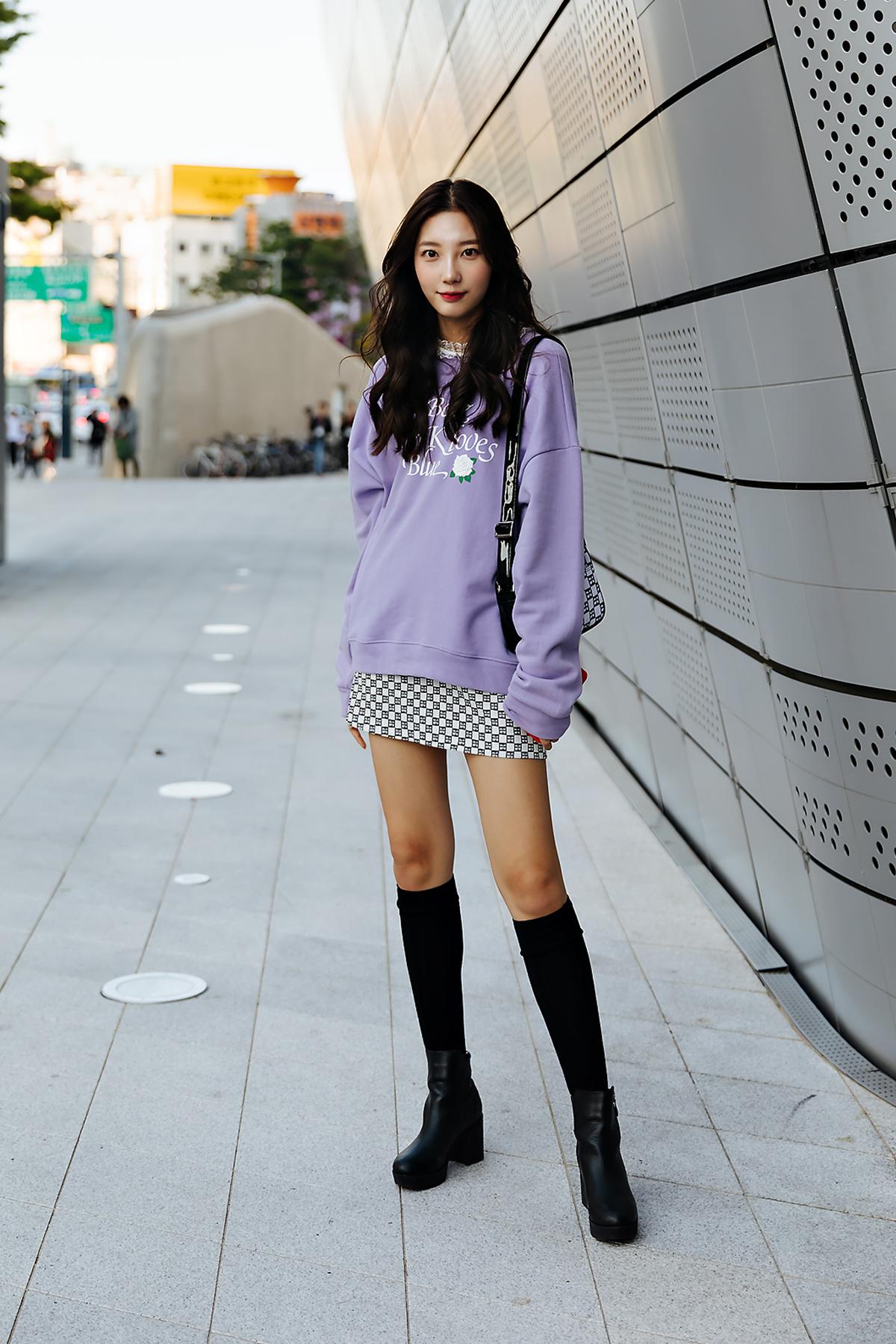 SEOUL FASHION WEEK STREETWEAR WOMENS 2019SS 4Day 4