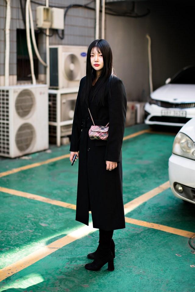 Women fall street style last week of october 2018 inseoul 18
