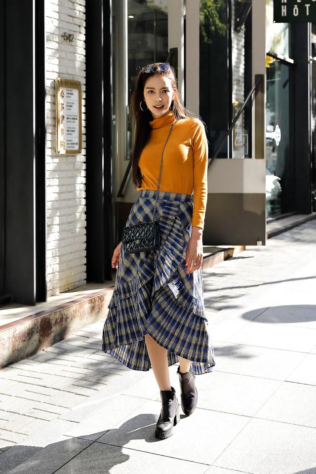 Women fall street style last week of october 2018 inseoul 7
