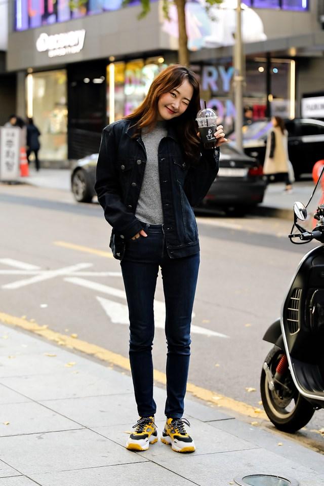 Women fall street style last week of october 2018 inseoul 9