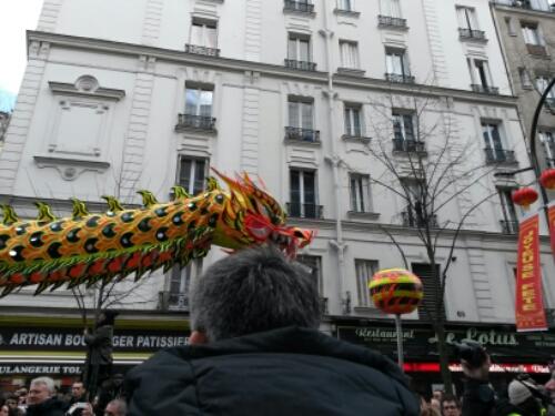 Souvenirs du défilé du Nouvel an (Paris 13) (6/6)