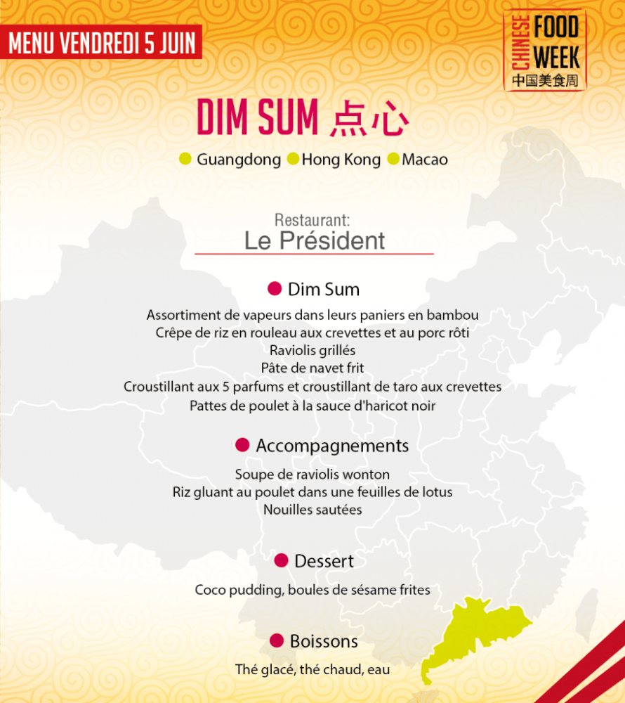 Chinese Food Week à Paris 2015 (6/6)
