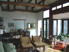 Wnętrze Hutongu