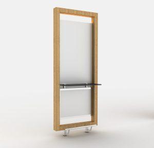 Post lucru coafor / styling unit ALPEDA BOX