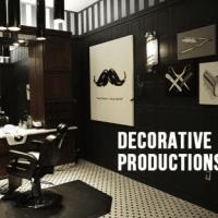 Alpeda decoratiuni / decorative productions