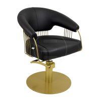 Scaun coafor / styling chair ALPEDA ELITE GOLD SL