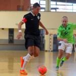 Mohamed Guebli, capitaine du FC Picasso Échirolles