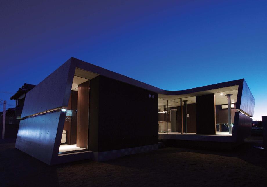 森村政悦建築設計事務所「京田辺の家」